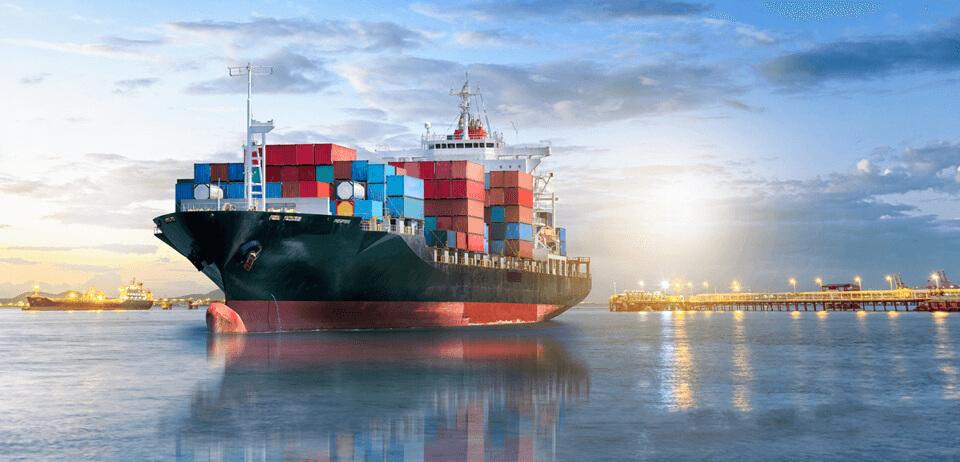 Vận chuyển hàng hóa đường biển